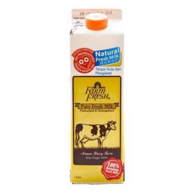 FARM FRESH COWS MILK 1X1L