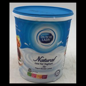 DL LOW FAT YOGURT NATURAL 1x500G