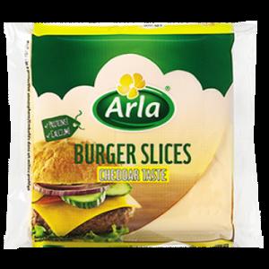 ARLA BURGER SLICE CHEESE 1X200G