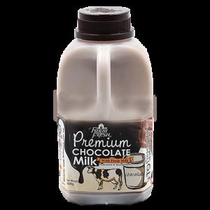 FARM FRESH CHOCOLATE MILK 1X568ML
