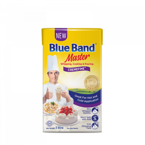 BLUE BAND MULTIPURPOSE CREAM 1X1L