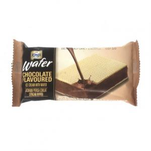 KING'S WAFER CHOCOLATE 1X62ML