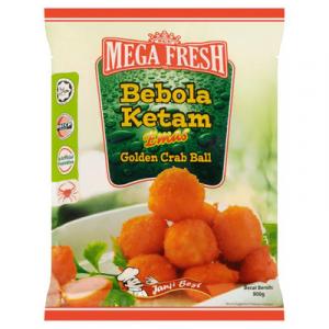 MEGA FRESH GOLDEN CRAB BALL 1X900G