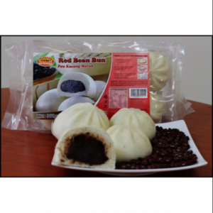 DOUBLE SNACK RED BEAN PAU 1X360G
