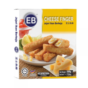 EB CHEESE FINGER 1X500G
