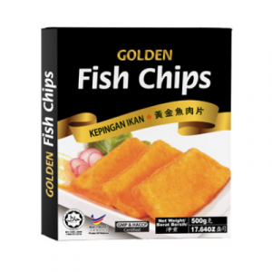 EB GOLDEN FISH CHIP 1X500G