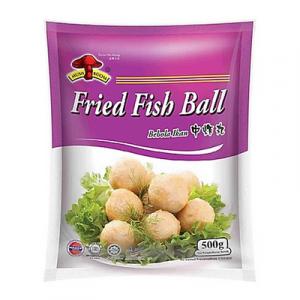 MUSHROOM MEDIUM FRIED FISH BALL 1X500G