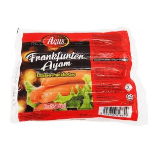 AGUS CHICKEN FRANK 1X300G