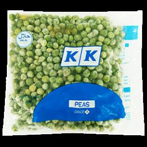 KK GREEN PEAS 1X500G