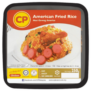 CP AMERICAN FRIED RICE 1X250G