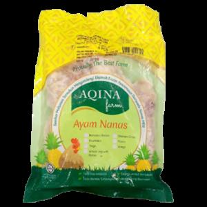 AQINA PINEAPPLE CHICKEN CHOP (500G+/-)