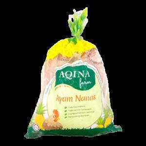 AQINA AYAM NANAS (PKT)(1.8KG+/-)