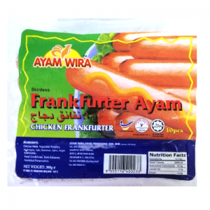 AYAM WIRA CHIC FRANK 1 x 300G