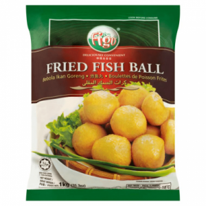 FIGO FRIED FISH BALL 1 x 1KG