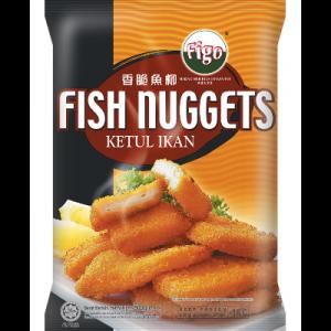 FIGO FISH NUGGET 1X500G