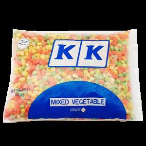 KK MIXED VEGETABLE 1x1KG
