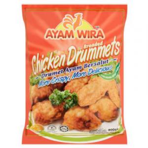 AYAM WIRA B/CHIC DRUMMET 1 x 800G