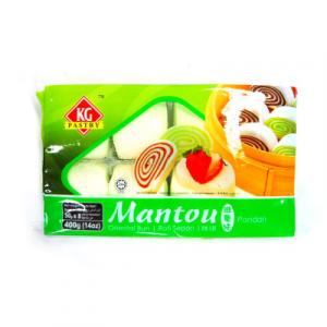 KG MANTOU  PANDAN 1X400G
