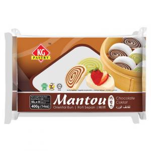 KG MANTOU  CHOCO 1X400G