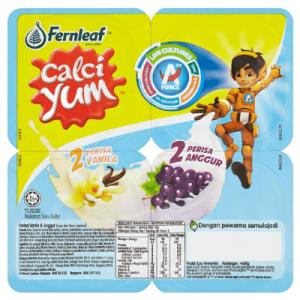 FERNLEAF CALCI-YUM VAN & ANG 1 x 4X60G