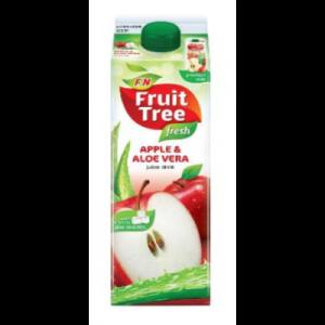 FRUIT TREE APPLE+ALOE VERA 1 x 1LIT