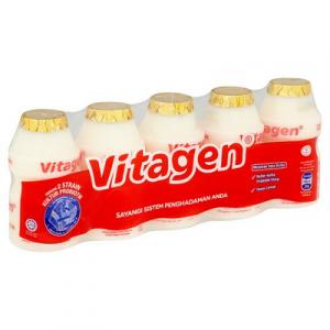 VITAGEN CULT MILK-LB 1X5X125ML