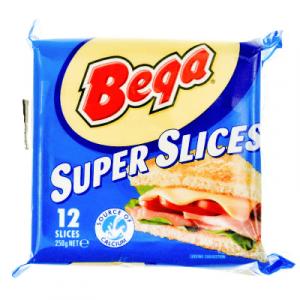 BEGA SUPER SLICES 1 x 250G