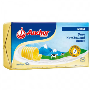 ANCHOR SALTED BUTTER 1 x 227G