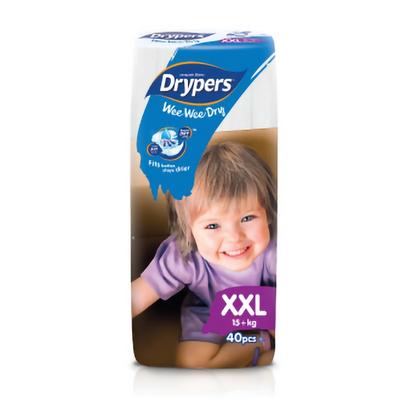 DRYPERS WEEN WEE DRY SJ XXL40  1X1PACK
