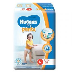 HUGGIES DRY PANTS SJP L50 1X1PACK
