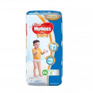 HUGGIES DRY PANTS SJP XXL32 1X32'S