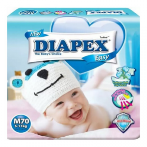 DIAPEX EASY MEGA PACK M70 1X1PACK