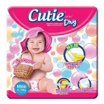 CUTIE DRY MEGA PACK M66 1X1PACK