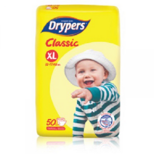 DRYPERS CLASSIC FAMILY PACK XL48 1X48'S