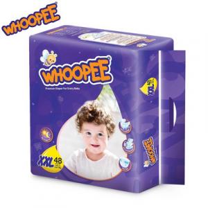 WHOOPEE DIAPER MEGA XXL48 1X48'S