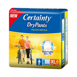 CERTAINTY DAY PANTS XL8 1X8'S