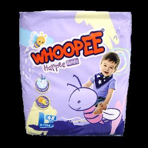 WHOOPEE HAPPEE PANTS L48 1X48'S