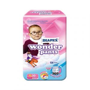 DIAPEX WONDER PANTS JP XL30  1X30'S