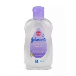 JOHNSON'S BABY OIL BEDTIME 1X50ML