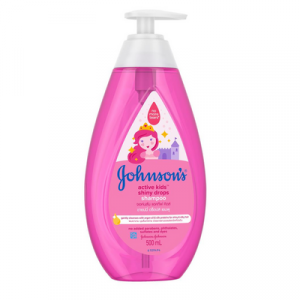 JOHNSON'S ACT KIDS SHAMPOO 1X500ML