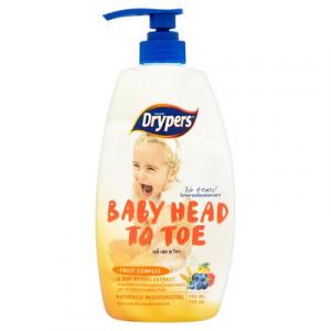 DRYPERS BABY HTT F/COMPLEX 1X750ML