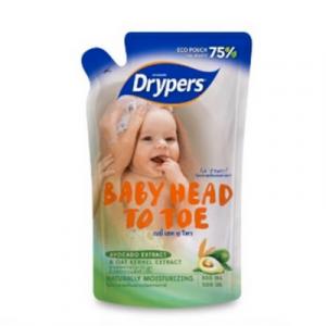 DRYPERS BABY HTT AVO REF 1X500ML
