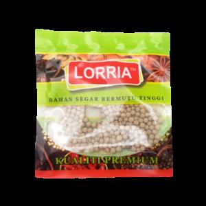 LORRIA LADA PUTIH/WHITE PEPPER 1X12G