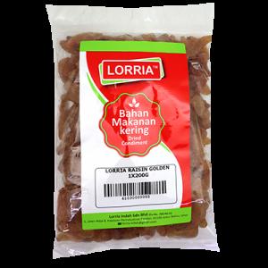 LORRIA RAISIN GOLDEN 1X200G