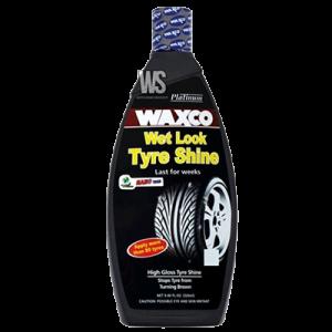 WAXCO WET LOOK TYRE SHINE - 320ML 1X1'S