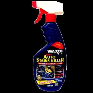WAXCO AUTO STAINS KILLER-600ml 1x1'S