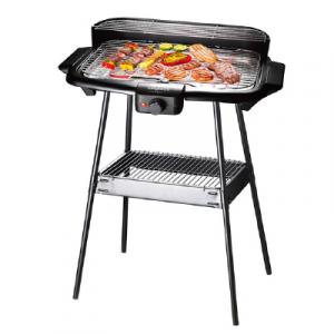 HA BBQ GRILLER W/STAND HA1399  1X1'S