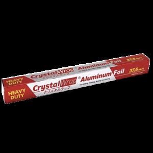 CRYSTALWRAP ALU FOIL 450MM 37.5SQ