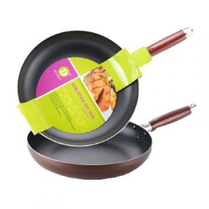 FP0019/18 CM NON STICK FRYING PAN (CHS) 1X1'S