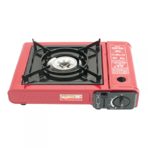 HP-2002R PORTABLE G/STOVE (RED) 1X1S